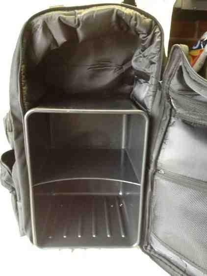 Kuryakyn Full Dresser Bag Road Glide